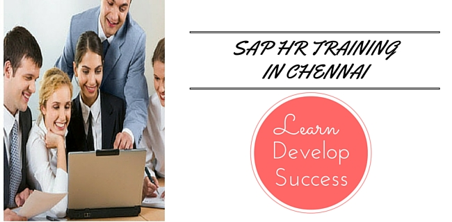 Best SAP HR Training in Chennai